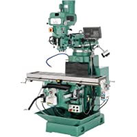 Grizzly G0559 12 By 54-Inch Large Milling Machine Benefits