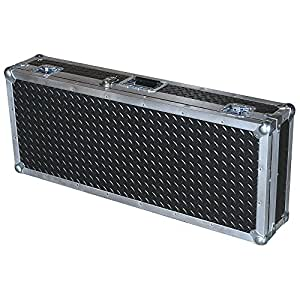 Keyboard 3/8 Ply Professional ATA Case with Diamond Plate Laminate Fits Kurzweil Pc2 Pc-2 76 Key