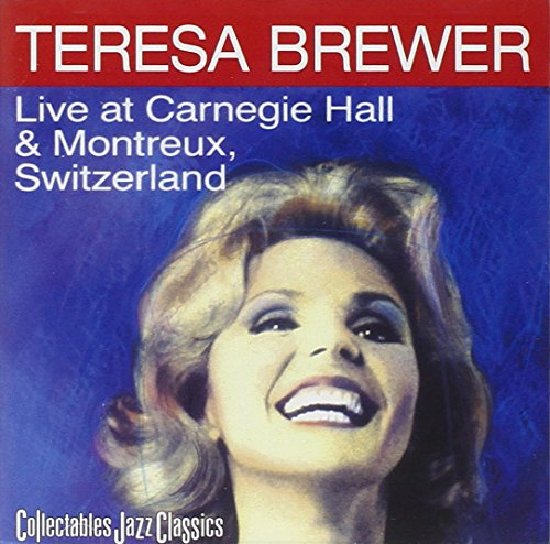 Live at Carnegie Hall & Montreux Switzerland by Collectables