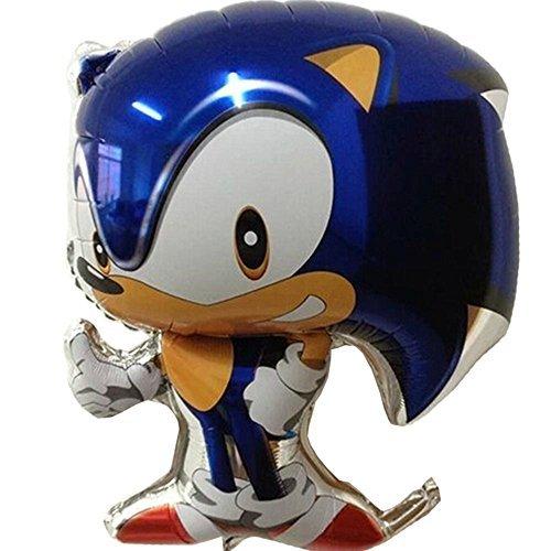 Sonic The Hedgehog Supershape Foil Mylar Balloon (1ct)