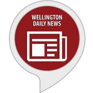 Amazon com: Wellington Daily News: Alexa Skills