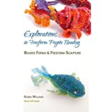 Explorations in Freeform Peyote Beading: Beaded Forms and Freeform Sculpture - Chapter 5