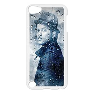 J-LV-F Customized Print Bruno Mars Pattern Hard Case for iPod Touch 5