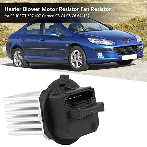 Heater Blower Motor Resistor Fan Resistor:
