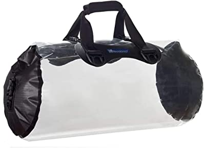 WATERSHED Yukon Waterproof UV-Resistant ZipDry Duffel Bag