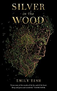 Book Cover: Silver in the Wood