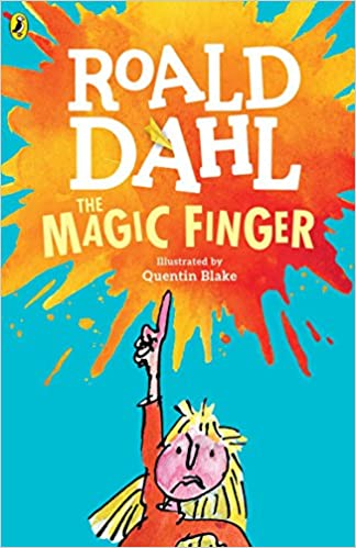 Image result for the magic finger