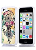 iPhone 5C Hard Cover Ultra Slim Thin Color Drawing