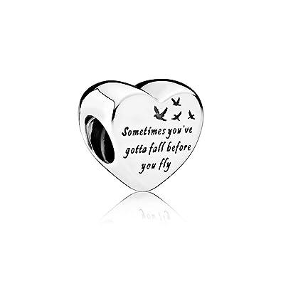 764e26a2cf956 Chic Pandora Charm Heart Free Silver 791967: Pandora: Amazon.co.uk ...