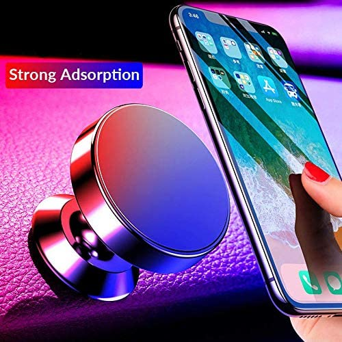 Se S7 360/° Rotation || LG || Nexus || Nokia S8 6+ 6S X Magnetic Dashboard Car Phone Mount S4 8 XR S6 S9 5S || Samsung Galaxy S10 S5 7 Universal//Compatible with iPhone Xs Max