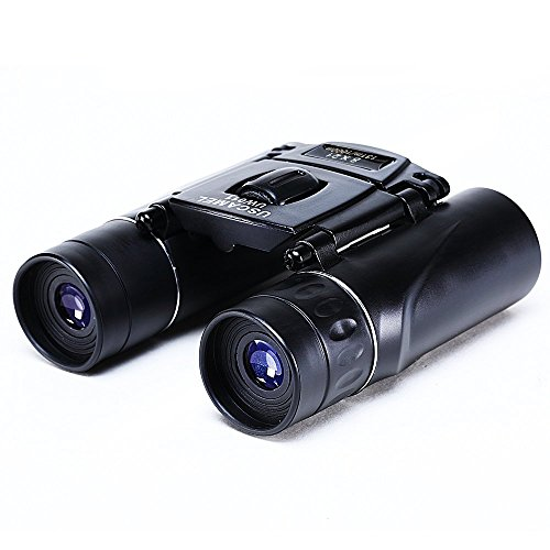 USCAMEL Folding Pocket Binocular...
