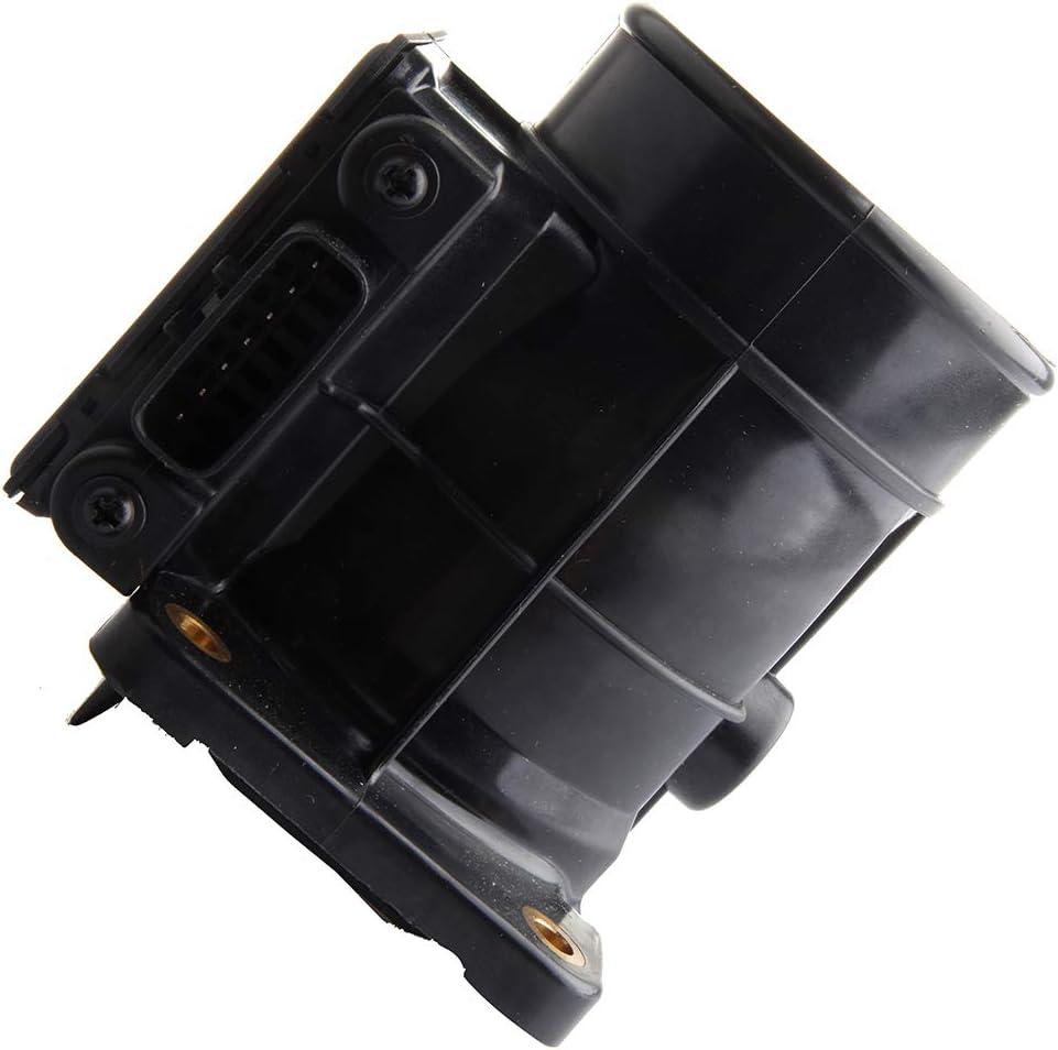 E5T08271 Aintier Air Sensor Mass Air Flow Sensor MAF Fit for 1997-2004 Mitsubishi Galant,2003-2007 Mitsubishi Lancer,2003-2006 Mitsubishi Outlander 2.4L