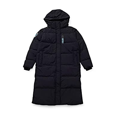 934eea362 BT21 Official Merchandise by Line Friends - KOYA Character Down Parka  Puffer Jacket Winter Coat,