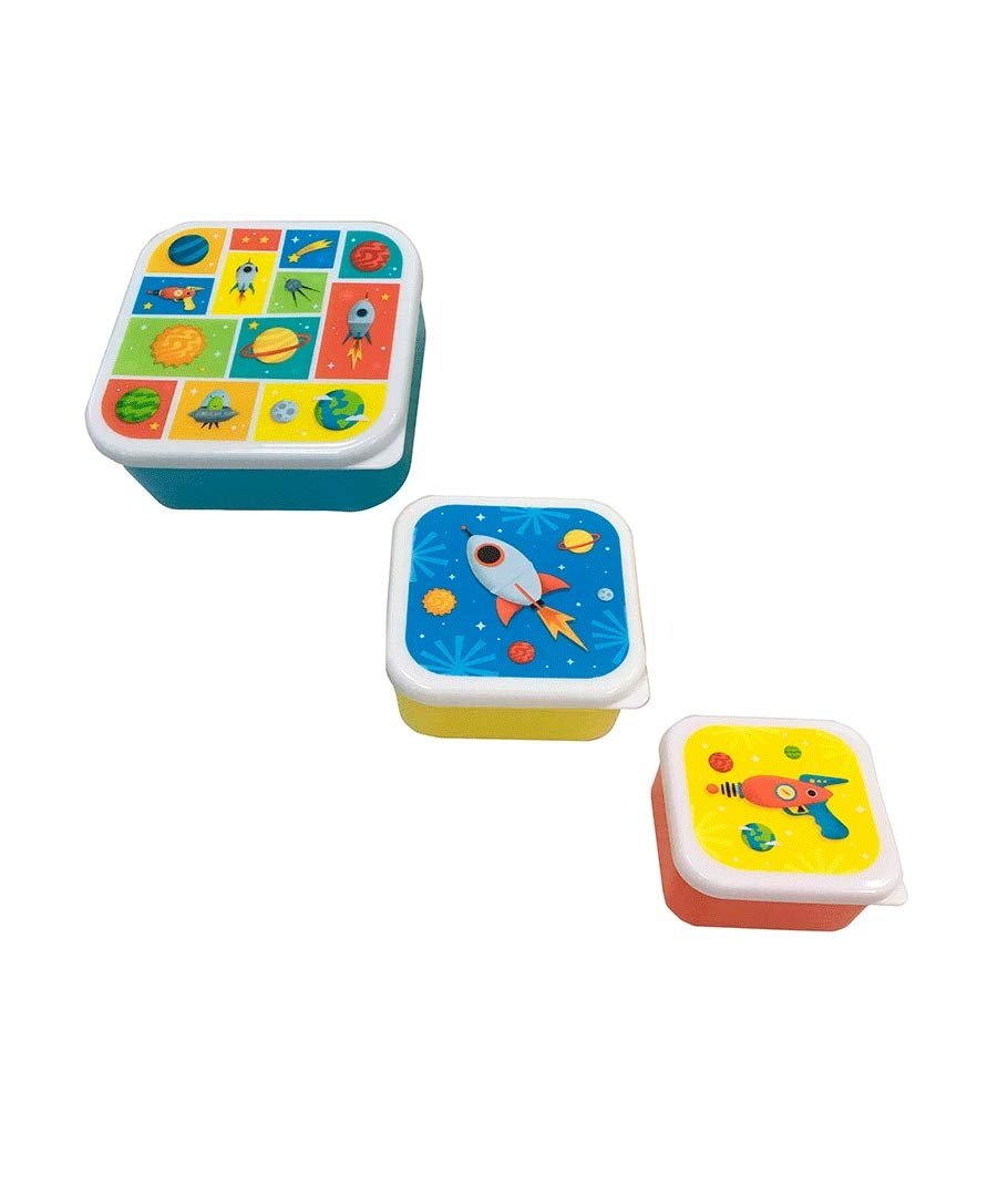 Set 3 Tapers Lunch Galaxia - Taper Niños Infantiles ...