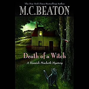 Death of a Witch Audiobook