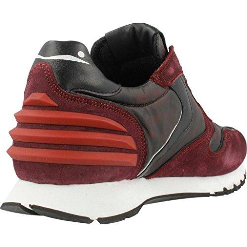 Voile Blanche Uomo Scarpa Sportiva, Colore Borgogna, Marca, Modello Uomo Scarpa Sportiva Liam Power Borgogna Borgogna
