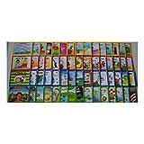 NEW 60 Easy Leveled Books Lot Homeschool Preschool Kindergarten First Grade 1 - Black & White