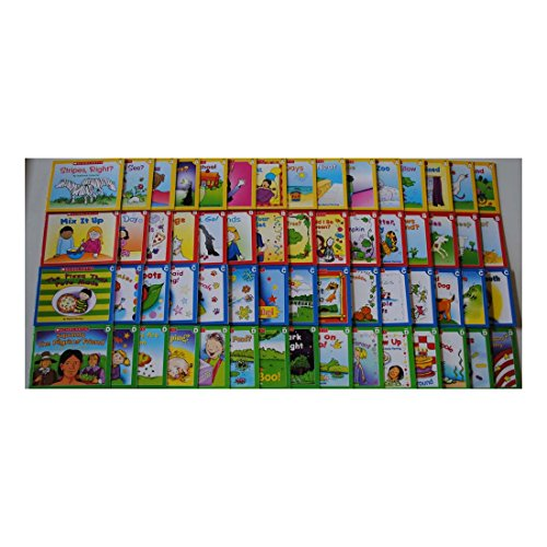 Reader Supply School (NEW 60 Easy Leveled Books Lot Homeschool Preschool Kindergarten First Grade 1 - Black & White)