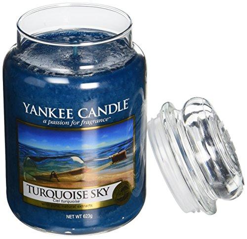 Yankee Candle Turquoise 2 Wick Tumbler