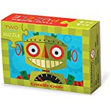 Crocodile Creek 24-pc Two-sided puzzle/Robots