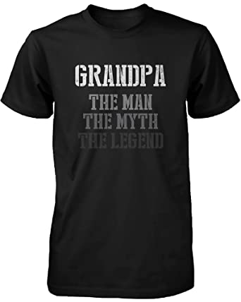 Amazon.com: 365 Printing Grandpa Man Myth Legend Grandpa Gifts For ...