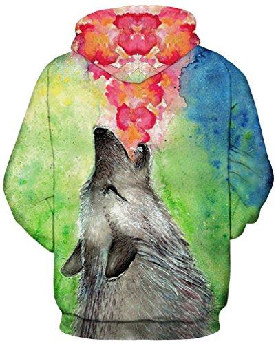 Femme Amoma Hoodie Springwolf Springwolf Amoma Amoma Hoodie Femme Hoodie 1PZP7w