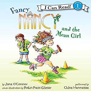 Fancy Nancy and the Mean Girl Audiobook