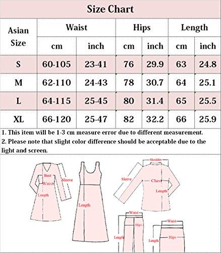 U-shot Vestidos Para Mujer Printed Cintura alta Falda Elasticidad Jersey Ajustado Falda de Tubo Vestido Estilo 4