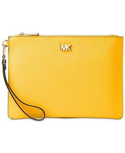 Michael Kors Yellow Handbag - 8