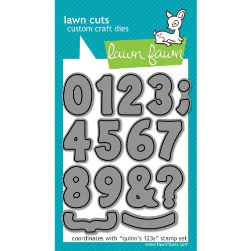 Lawn Cuts Custom Craft Die -quinn's 123's