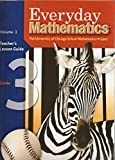 Everyday Mathematics: Teacher's Lesson Guide, Grade 3, Vol. 1 (EM Staff Development)