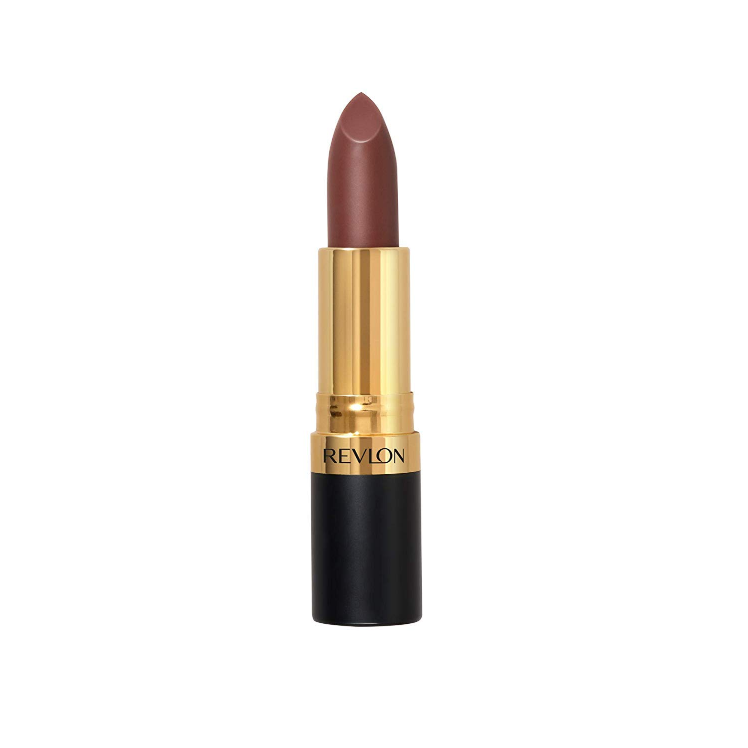 Revlon Super Lustrous Lipstick, Dark Night Queen, Matte Finish
