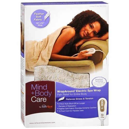 Mind + Body Care by Softheat WrapAround Electric Spa Wrap