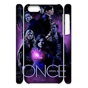 YUAHS(TM) Customized 3D Hard Back Cover Case for Iphone 5C with Once Upon A Time YAS328797