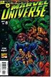 Marvel Universe #4 : Featuring the Monster Hunters in