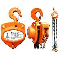AMERICAN POWER PULL CORP 410 bloque de cadena, 1 tonelada