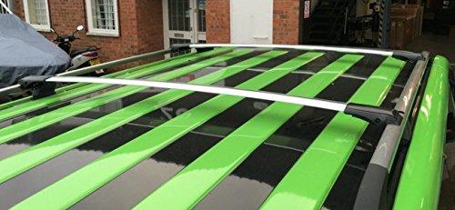 Lockable WingBar For Toyota 4Runner MK5 2010 Present Wing Aero Cross Bars Roof Rack Aluminium Roof Spoiler