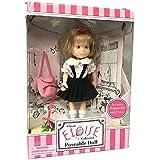 "YOTTOY Eloise Poseable Doll 7.5"""