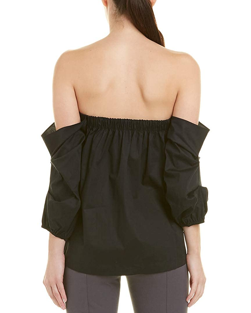 dfbf164cd14 1.State Womens Off Shoulder Volumninous Sleeve Top at Amazon Women's  Clothing store: