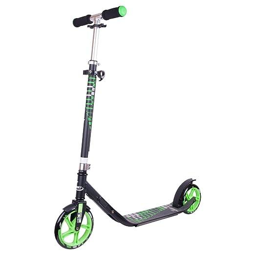 Hornet Scooter clvr 200, Color Verde: Amazon.es: Deportes y ...