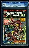 Daredevil #120 CGC NM/M 9.8 Off-White to White Tongie Farm Collection Pedigree
