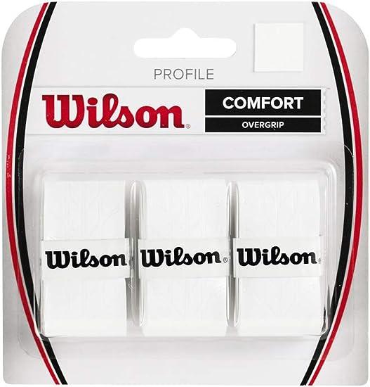 Wilson Profile Overgrip 3 Pezzi Unisex Adulto
