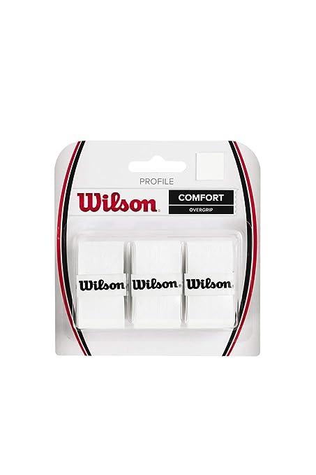 Wilson Sobreempuñaduras Profile, Lote de 3 unidades: Amazon.es ...