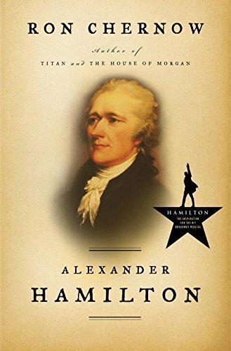 Alexander Hamilton by Ron Chernow (2004-04-26)