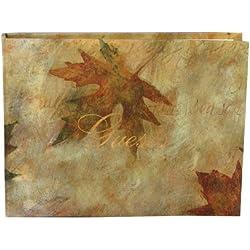 Hortense B. Hewitt Wedding Accessories Maple Leaf Guest Book