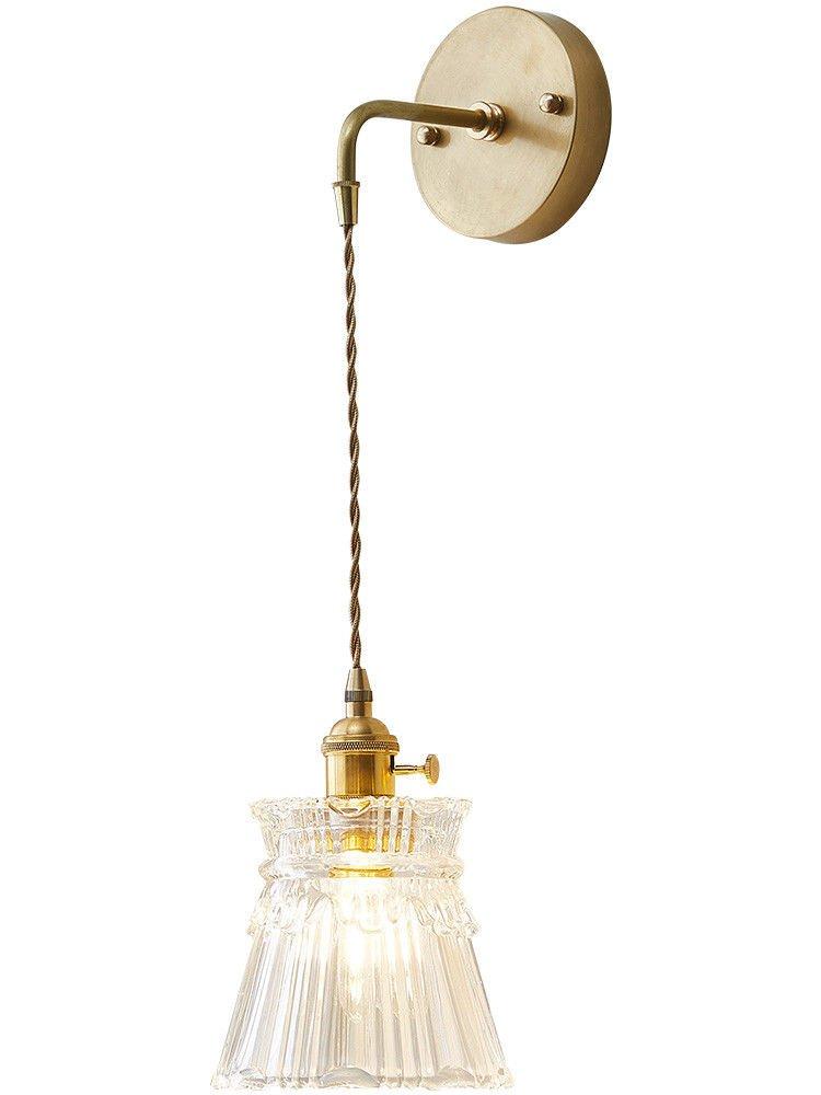 Industrie Retro Wandlampe Antik Wandleuchte Vintage Metall Wandlampe für Dachboden,Terrasse,Restaurant,Café Schlafzimmer,Küche Nachtwand,Badezimmer,Badezimmer,Spiegel SjyLights