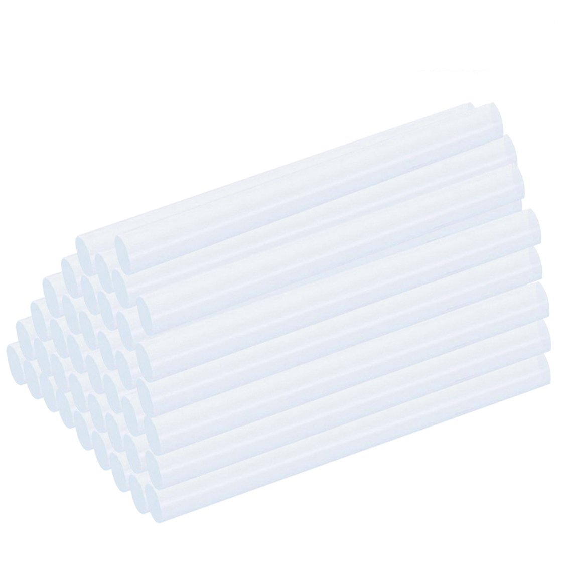 BAtech 40 Pcs 11X 200mm Long Size Strong Adhesive Glue Sticks for Trigger Electic Hot Melt Glue Gun Sticks BAtech Co. Ltd