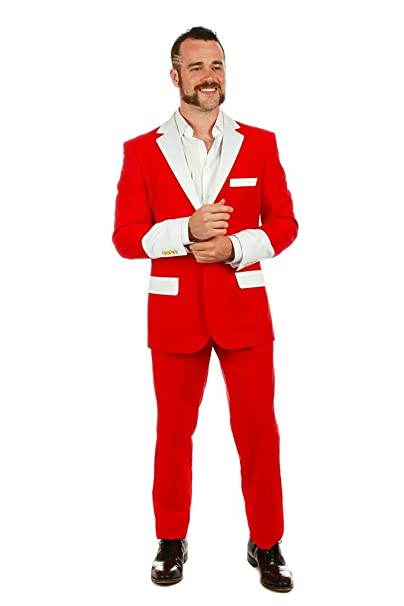 the ugly christmas sweater suit the bad santa by shinesty - Christmas Sweater Suit