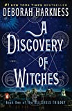 Book cover from A Discovery of Witches (All Souls Trilogy) by Deborah Harkness