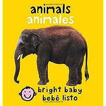Bilingual Bright Baby Animals